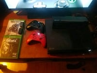 Xbox One console with controller and game case Killeen, 76543