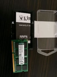 Kingston ddr3 8GB RAM Oğuzlar Mahallesi, 06520