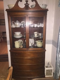 Brown wooden cabinet with drawer Ocala, 34471