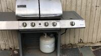 Large outdoor grill BURKE