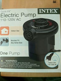 Intex Electric Pump  Berkeley, 94704