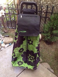 Rolser shopping cart /bag Mississauga, L5J 1V8