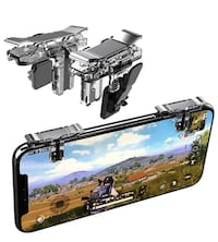 Brand new Mobile Game Controller, Norhu Cell Phone Game Triggers - Sensitive Shoot and Aim Buttons Shooter Handgrip 马卡姆, L6E 2C4
