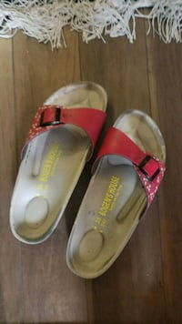 birkenstocks size 38 Richmond Hill, L4C 5R8