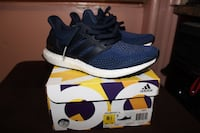 "Adidas Ultra Boost 2.0 ""Midnight Navy"" New York, 11208"