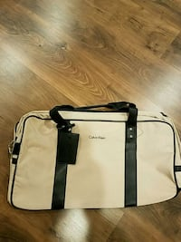 white and black leather tote bag Lancaster, 17601