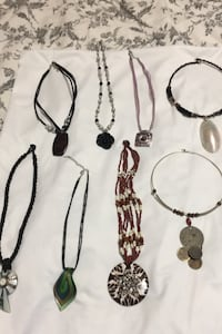 Necklace and choker necklaces  Make me an offer  Great Christmas Gifts Burnaby, V5B 4Z8