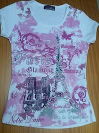 A brand new T-shirt from Paris Randaberg, 4070