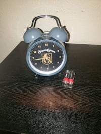 Vegas Golden Knights clock (Brand New)