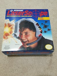 Konami Laser Scope NES Fairfax, 22033