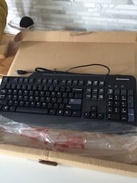 New Lenovo keyboard  Laval, H7X 3P4