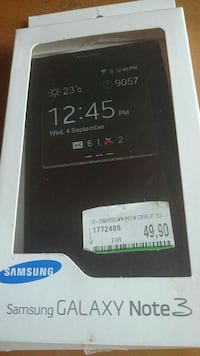 S- View Cover Note 3 Galaxy