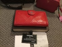 Authentic CHANEL wallet Richmond, V6V 2H8