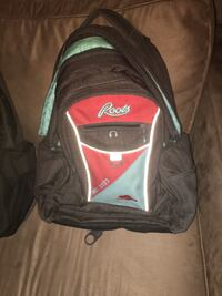 black and red Adidas backpack Saskatoon, S7L 7E1