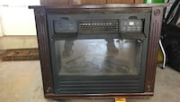 Electric fire place for sale only used 5 times don't need it anymore.  Penn, 17331