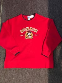 Minnie mouse embroidered crewneck  Vancouver
