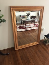 Mirror, 31x44, Rose Gold with detail Perry Hall, 21128