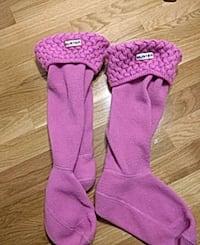 Hunter Pink Booy Socks Small Woodbridge, 22192