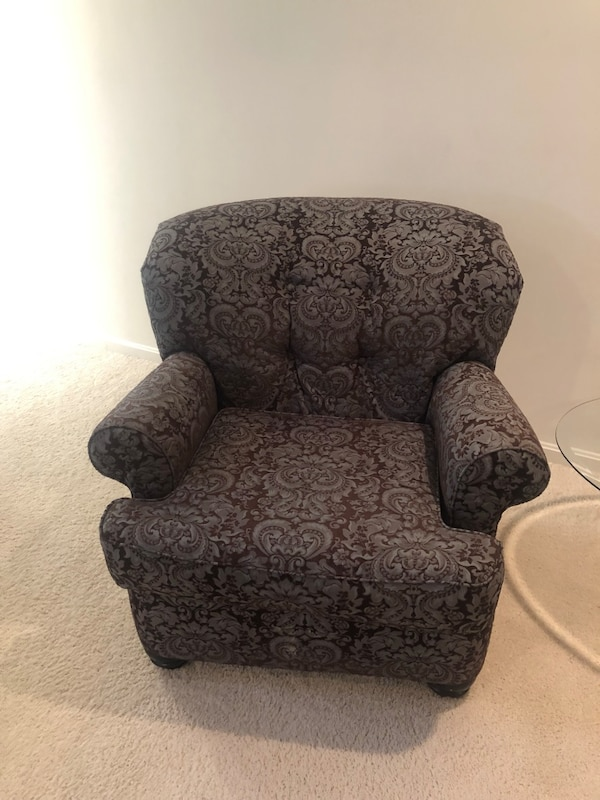 2 Couch chairs for sale as pair