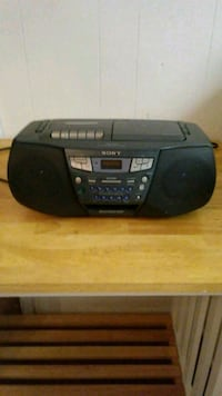Sony CFD-S22 CD Radio Cassette - corder Willingboro, 08046