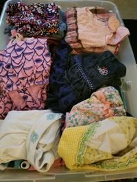 Huge lot of Toddler girl clothes 24 months-2T Chantilly