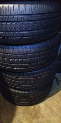 four black car tire set Woodbridge, 22191