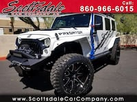 2014 Jeep Wrangler Unlimited 4WD 4dr Polar Edition Scottsdale