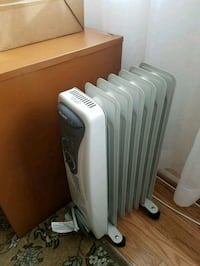 white and gray air cooler Springfield, 22153