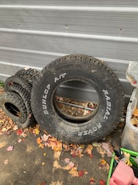Used tire Springfield, 22150