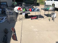 Garage sale. 13 tamarade dr. Littleton, 80127