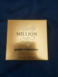 Lady Million Paco Rabanne  Toronto, M6M 4E1