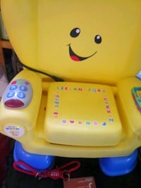 Fisher Price Musical Learning chair Columbus, 43228