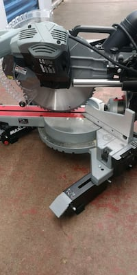 "New maximum 12""dual bevel sliding compound miter saw $390."