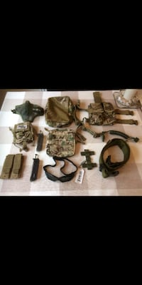 Airsoft gear Winchester, 22601