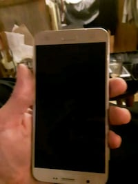 silver Samsung Galaxy android smartphone