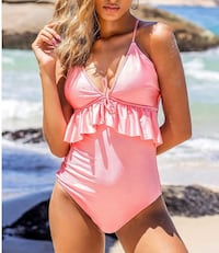 New cupshe bathing suit size small-med