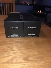 MAC make up Stockholm