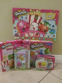 Shopkins set Lancaster, 93535