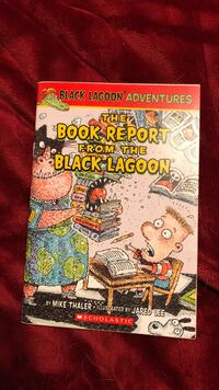 Book Report from the Black Lagoon Book Elkhorn, 68022
