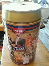 2006-2007 cleveland cavaliers all for one. one for Toronto, M4C 5K8