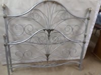 Beautiful Queen metal Headboard 43 km