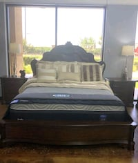 Queen King Mattress Bed frame $39 DOWN