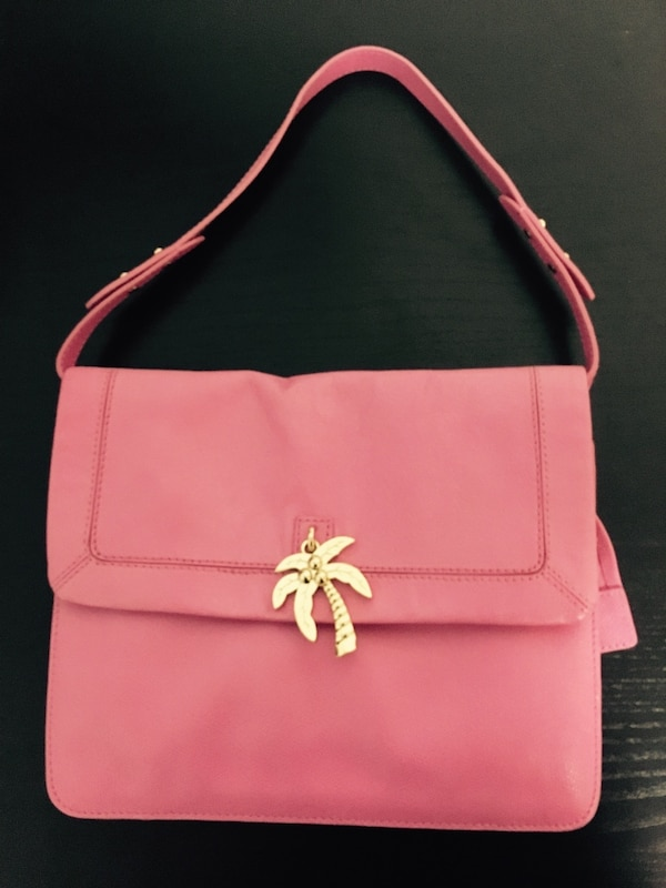 Juicy couture pink purse  0