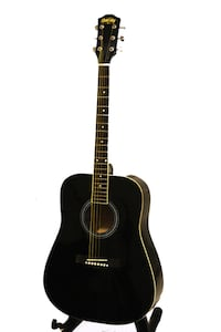 Black acoustic guitar 41 inch full size brand new Toronto
