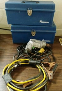 2 Toolboxes, Jumper Cable, & A Drill Norfolk, 23503