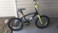 Black and green bmx bike Rogers, 55374