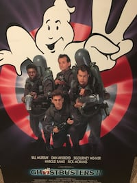 Ghostbusters mounted poster Holland Landing, L9N