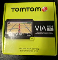 TomTom Lifetime Maps Edition 1505 M - New. Chambersburg, 17202