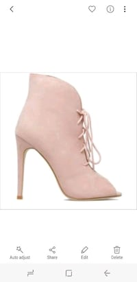 Madison by Shoedazzle Allie Rose
