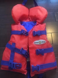 Infant child toddler PFD swimming water life jacket preserver 31-60lbs Vaughan, L4J 9H4